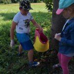"""Cykl zajęć edukacyjnych """"Drzewa to nasi przyjaciele"""""""