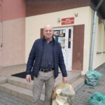 Jan Ciemieniewski przewodniczący Rady Gminy Podedwórze