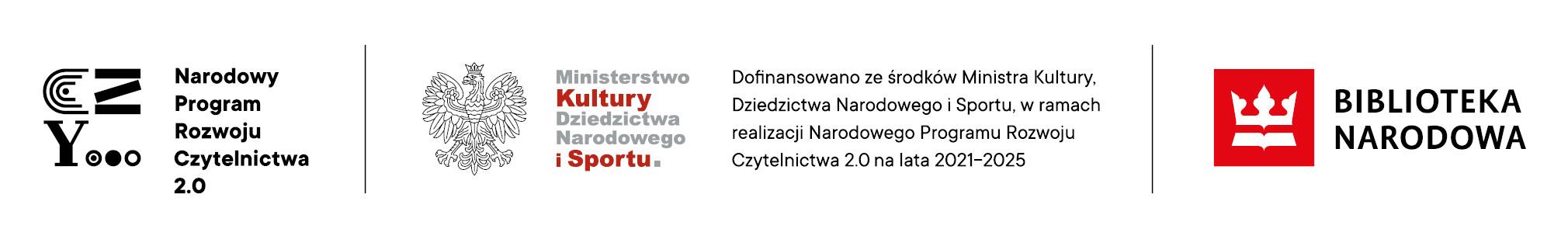 logotypy NPRCz, BN, MK,DNiS