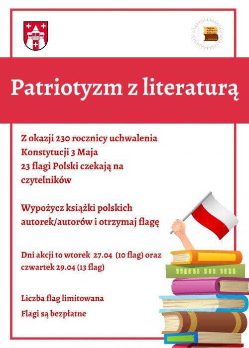 Patriotyzm z literaturą
